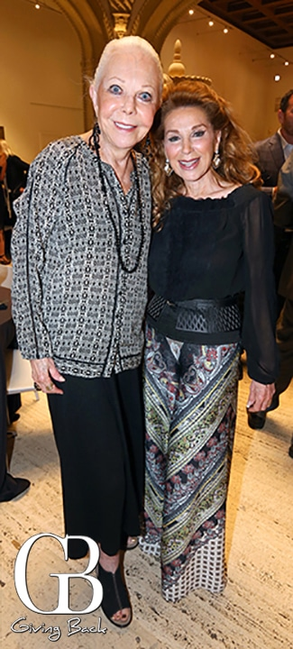 Jeanne Jones and Reena Horowitz