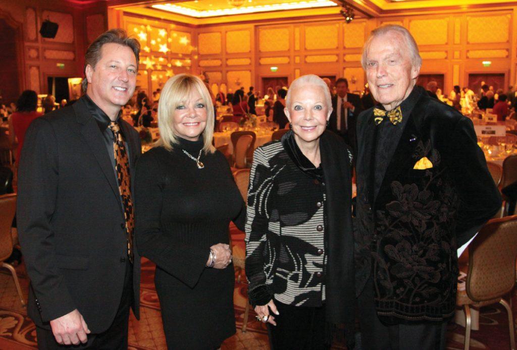 Jeff Mueller, Sandy Redman, Jeanne Jones and Don Breitenberg.JPG