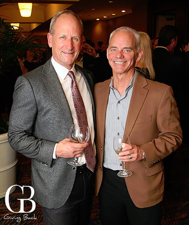 Jeff Cavignac and Chuck Hope