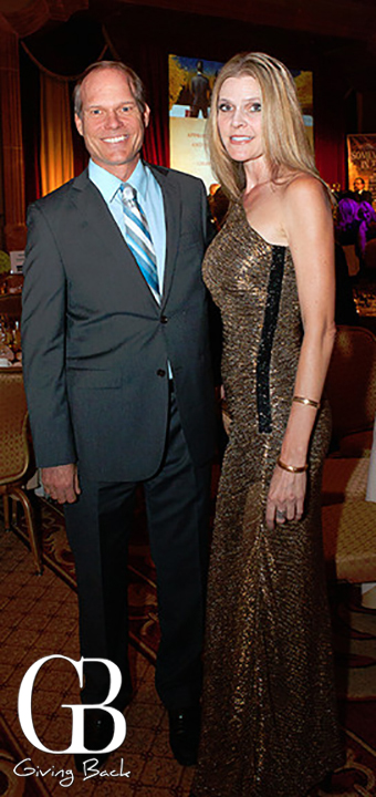 Jeff Curtis and Dana Golshan