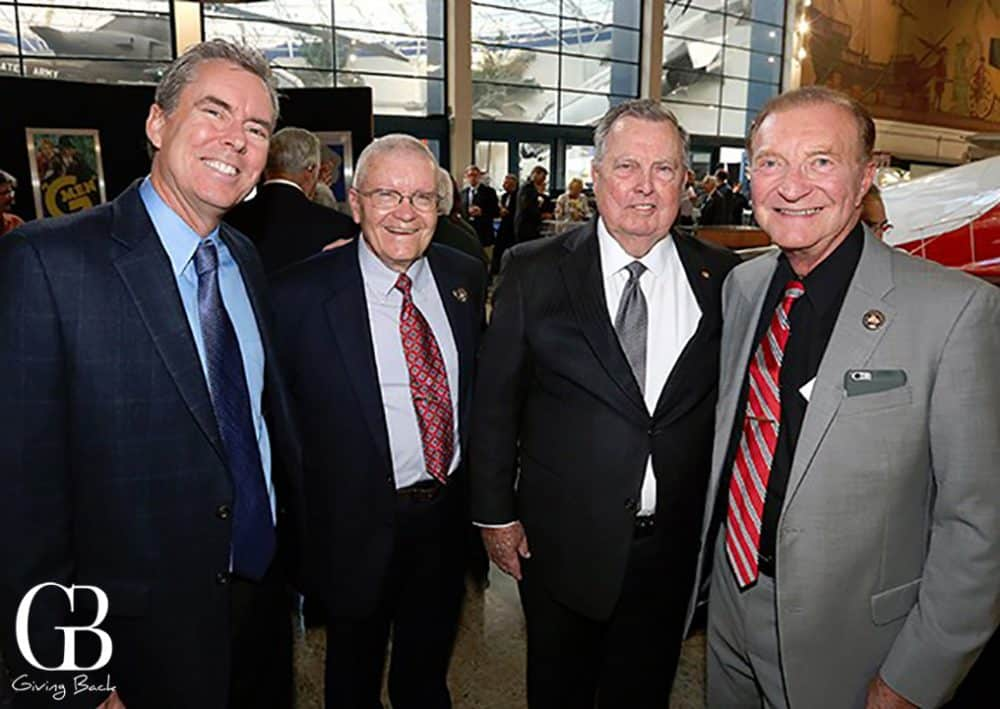 Jeff Danner  Fred Haise  Apollo    Bob Danner and Dave Vandenberg
