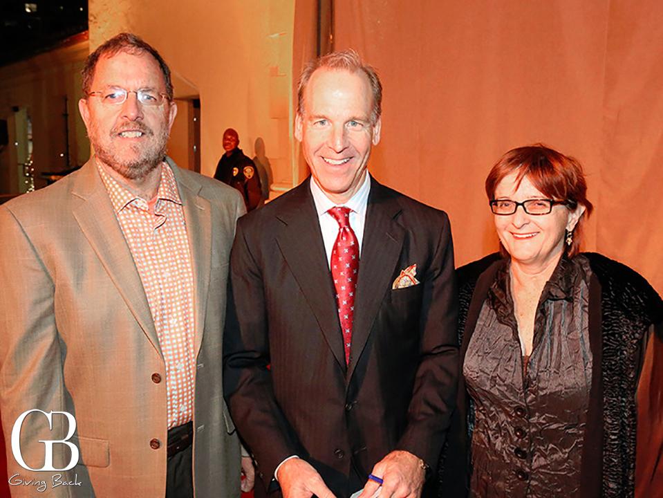 Jeff Ott  Steve Bowers and Julie Ott