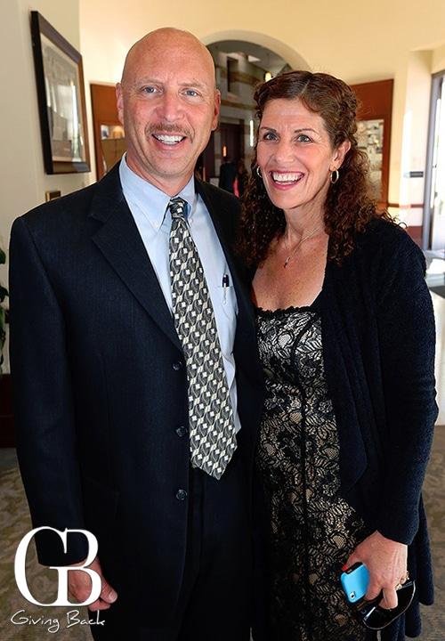 Jeff and Carol Neichin