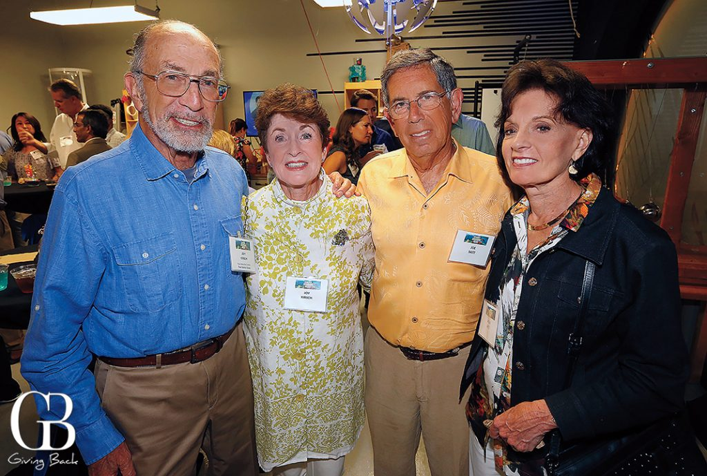 Jeff and Joy Kirsch with Joe and Linda Satz