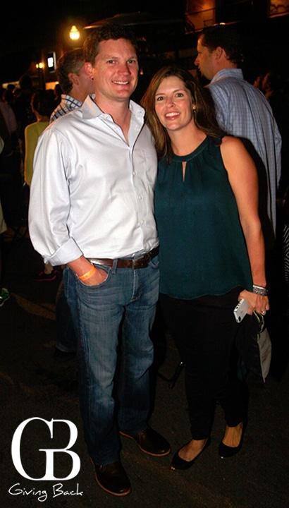 Jeff and Lisa Berg