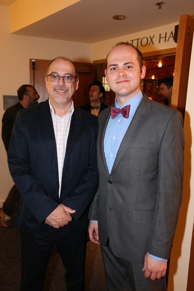 Jeffrey Weiser and Michael Hausberg.JPG