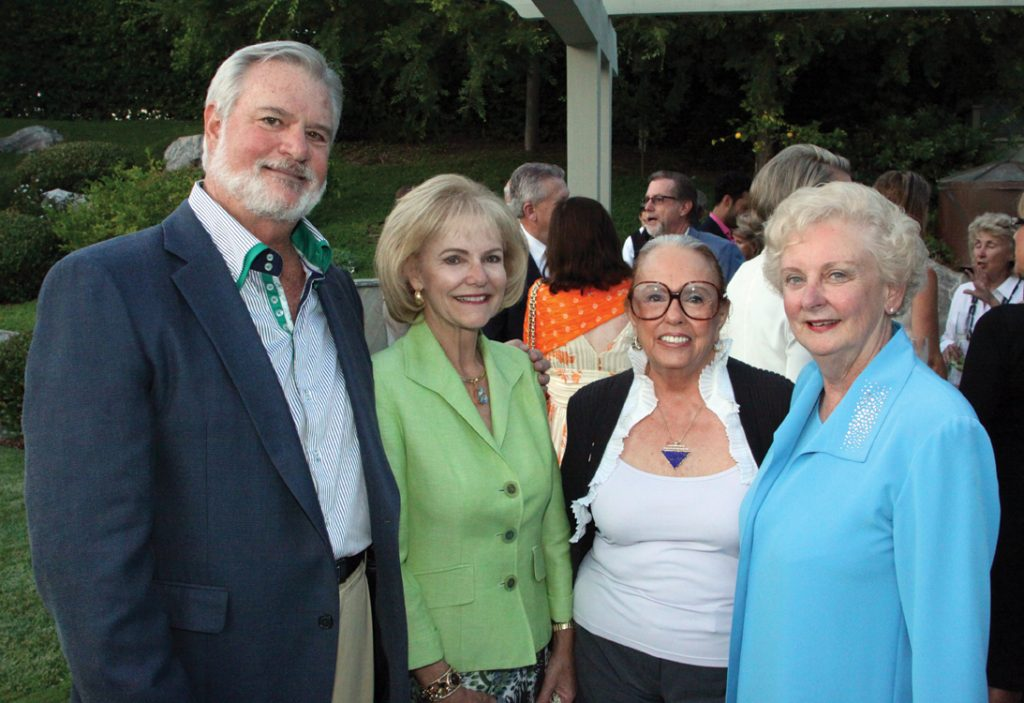 Jeffry and Sandra Schaffer with Pat Whalen and Charlotte Jacobs.JPG