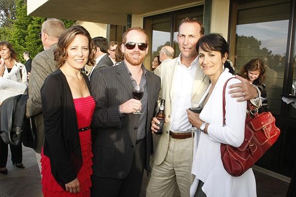 Jen Martino, Steve Bond, Tod Poling and Rosie Desimonie.JPG