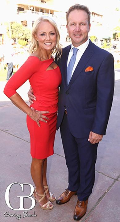 Jen and Robert Gramins