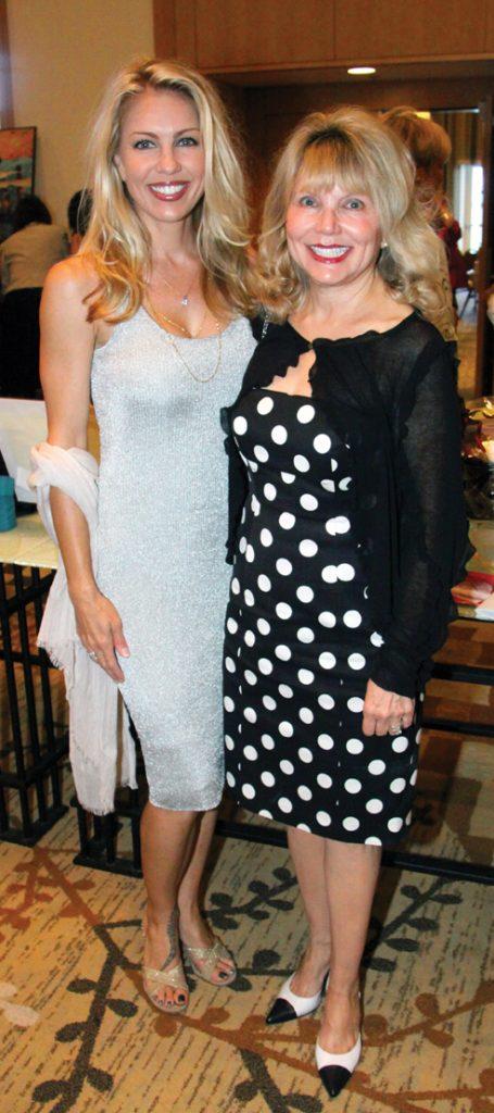Jennifer Daly and Lisa Tufts.JPG