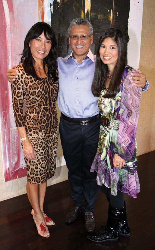 Jennifer Greenfield, Moses Urbano and Lori Walton.JPG