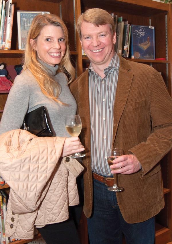 Jennifer Nelson and John Dineen
