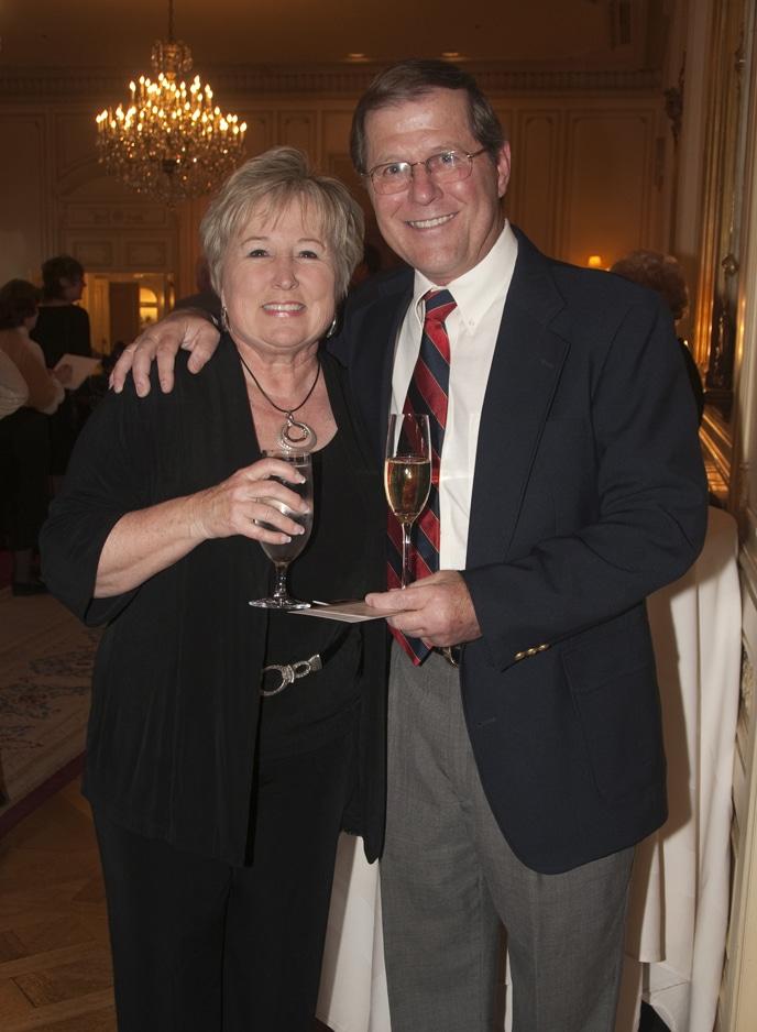 Jennifer and Bill Daggett