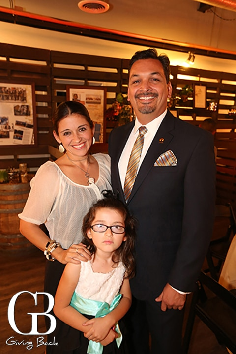 Jennifer Bustamante  Arnulfo Manriquez and Charlie