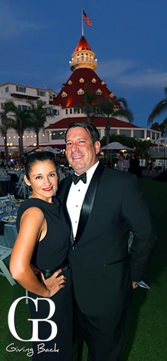 Jennifer Bustamante and Benjamin Macias