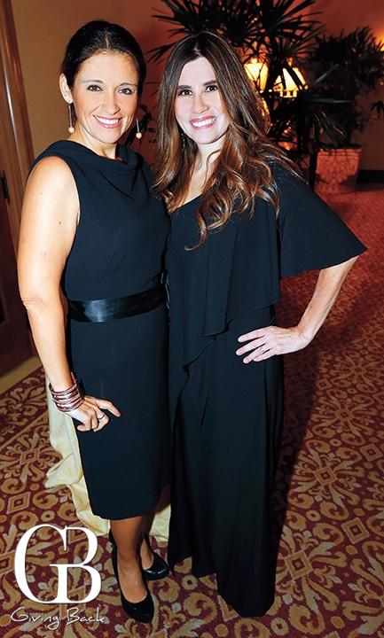 Jennifer Bustamante and Zulema Moreno
