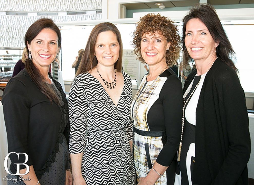 Jennifer Kelly  Gay Grossman  Mary Powell and Michelle Parker