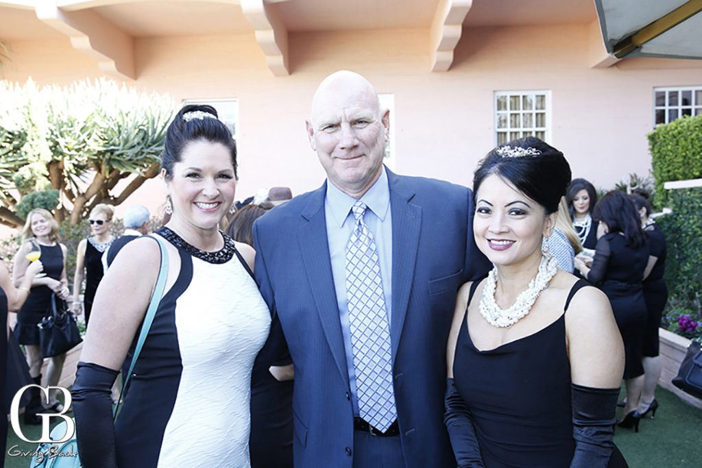 Jennifer Mitchell  Greg Steinberg and Maria Rossing