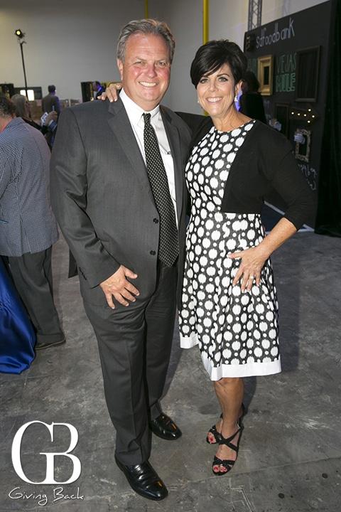 Jennifer Schwarz and Deb Devine
