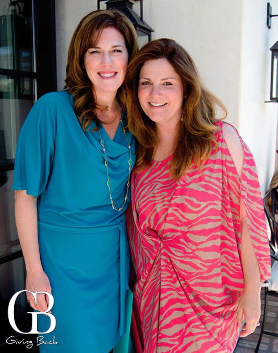 Jennifer  Lyons and Julie Bretz