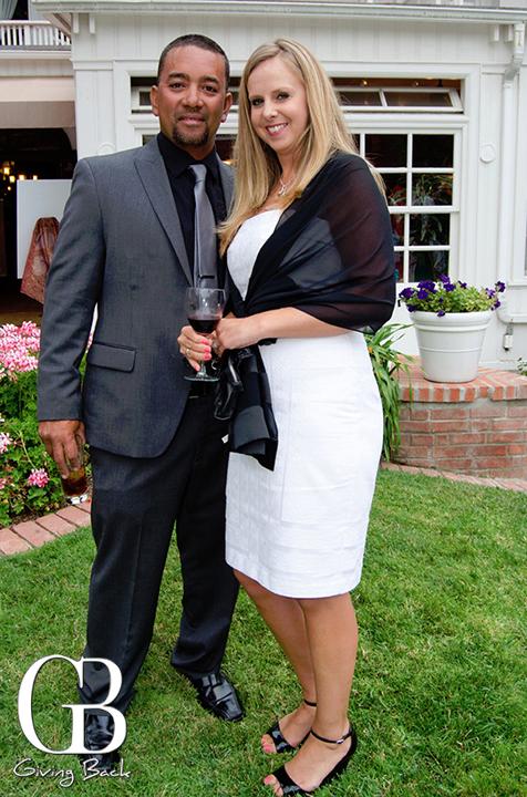 Jennifer and Bernie Chargualaf