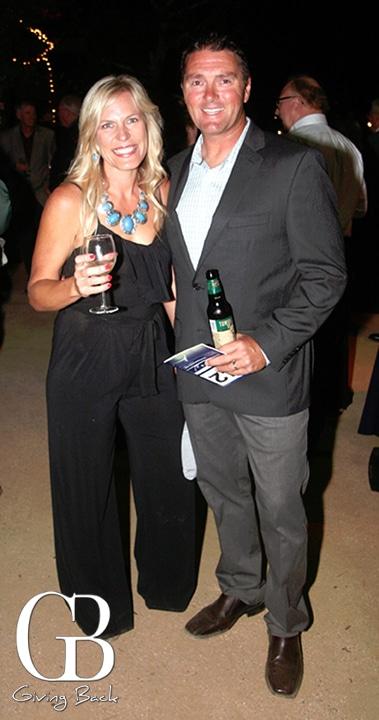 Jennifer and Mark Pillsbury