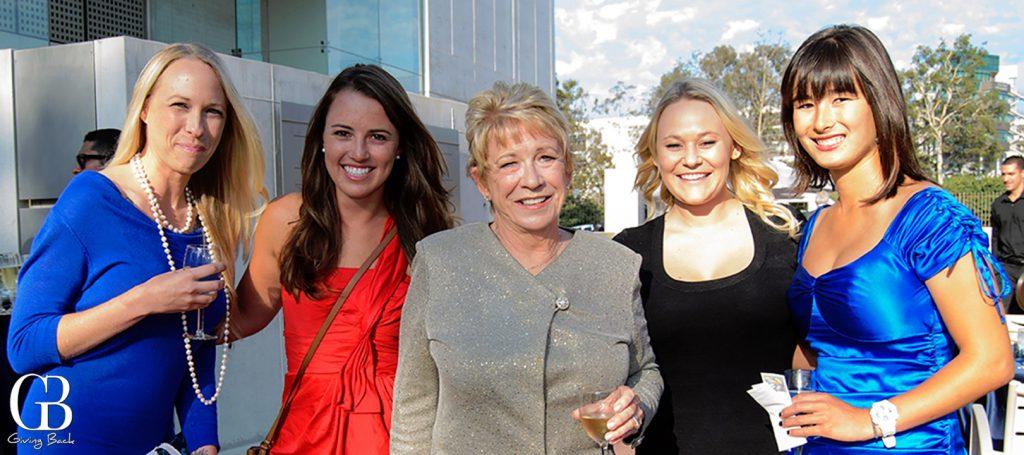 Jennipher Wilson  Carissa Crawford  Sally Anne Zamudio  Nikki Sage and Erica Parker