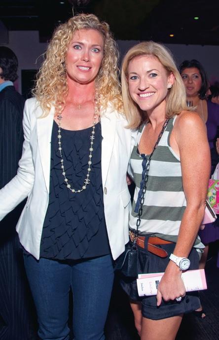 Jenny Tyson and Heather Ravenscroft