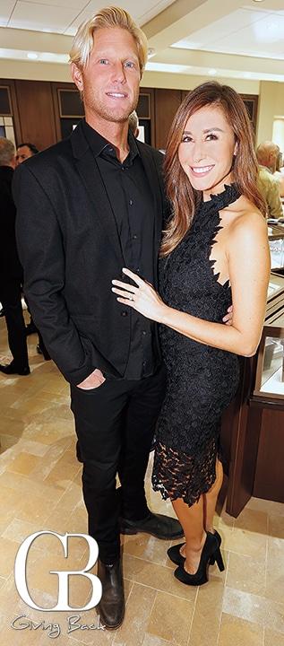 Jeremy Horowitz and Julia Alexandra