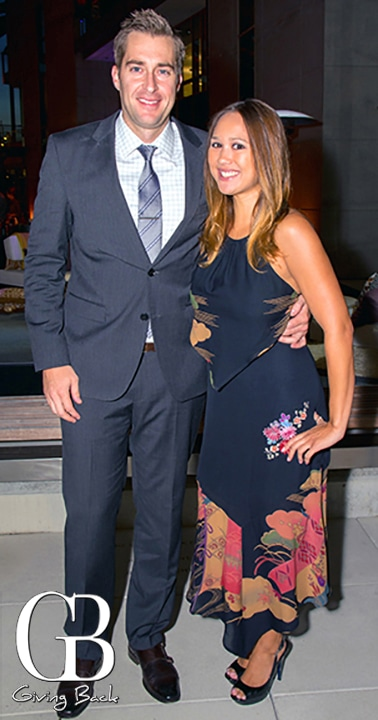 Jeremy Sylvain and Chiara Batalia