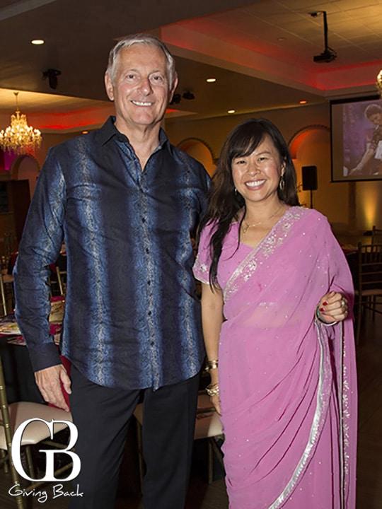 Jerry Konchar and Julie Ngo