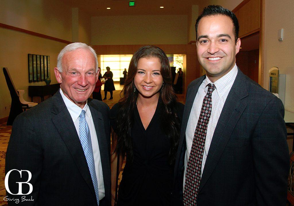 Jerry Sanders  Lidia Kravchuk and Gabe Gutierrez