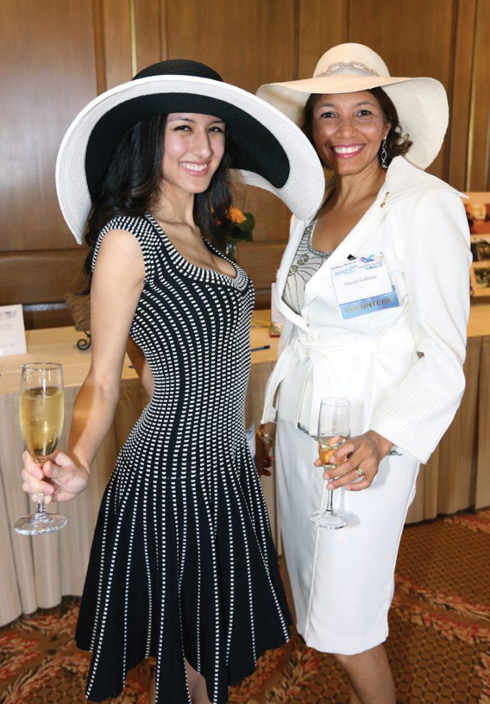 Jessica Greenwalt and Sheila Gallone.JPG