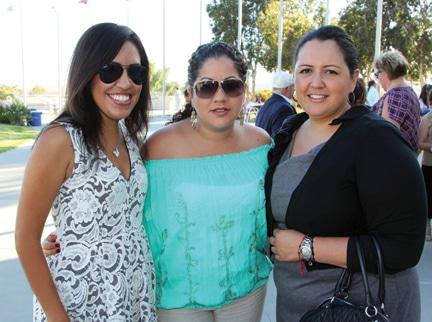 Jessica Lopez, Monica Montano and Nora Vargas.JPG