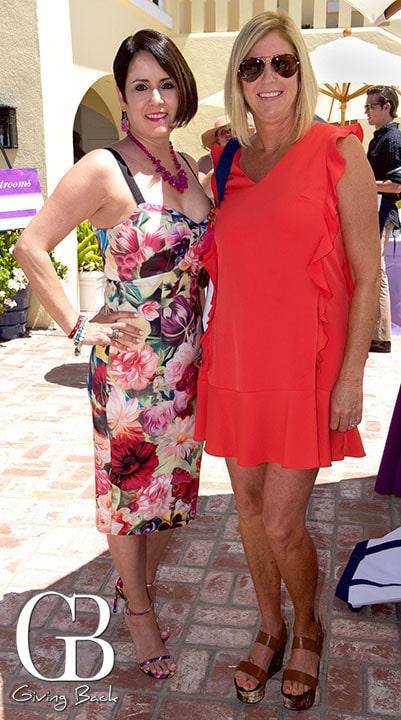 Jessica Cruz and Kim Tessitore