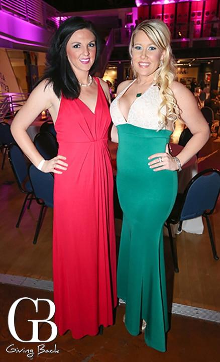 Jessica McGredy and Heather Hyatt