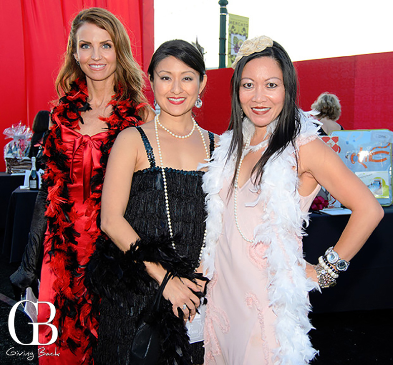 Jessica Schlegel  Melissa Shen and Felicia Young