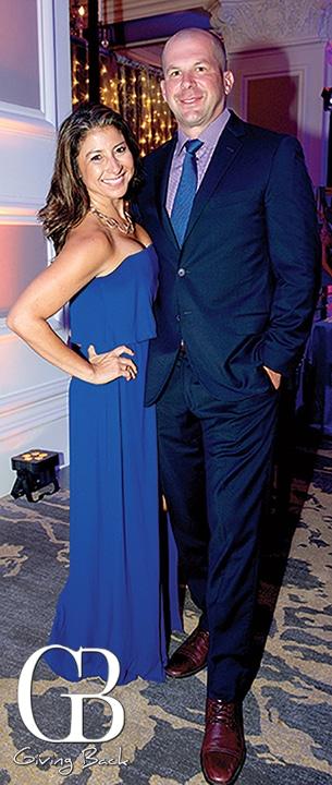 Jessica and Sean Kalloch