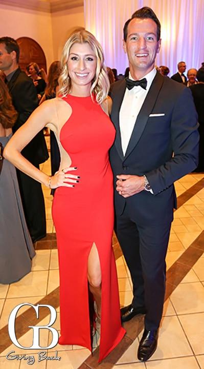 Jessica and Seth O Byrne