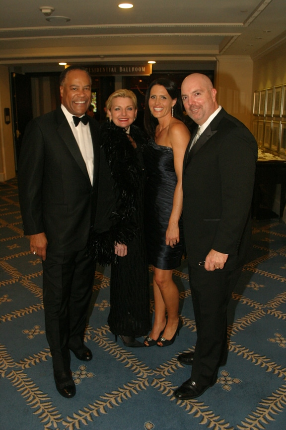 Jessie Knight and Joye Blount with Amy and Alberto Mier y Teran.JPG