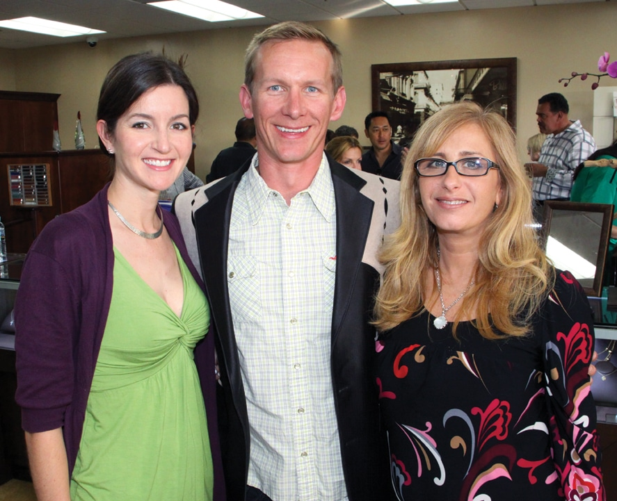 Jill and Bryan Campbell with Liz Rayon.JPG