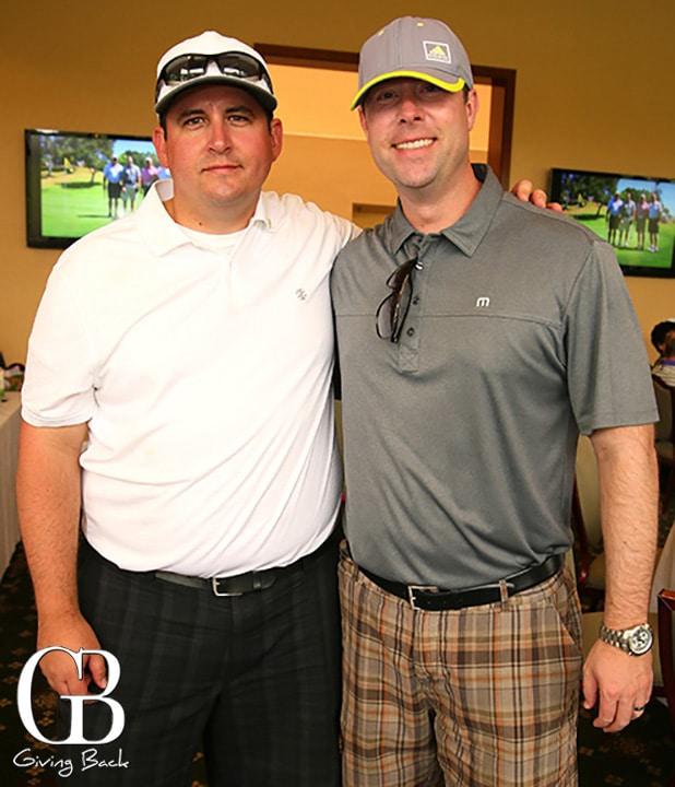 Jim Daneri and Brian Johns