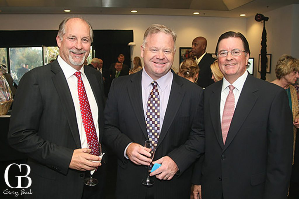 Jim Dow  Bob Minendorf and Scott Gamber