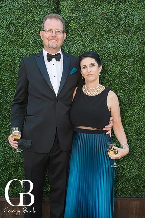 Jim and Angela Kilty