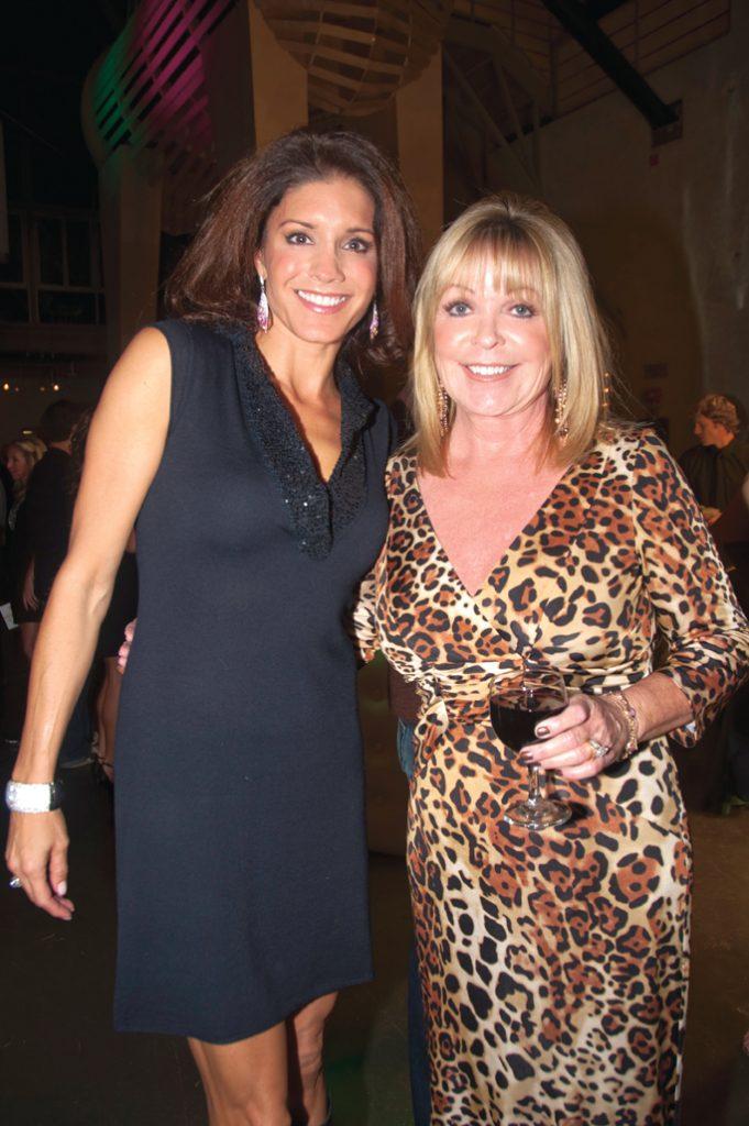 Jinda Schatz and Karen Barshick