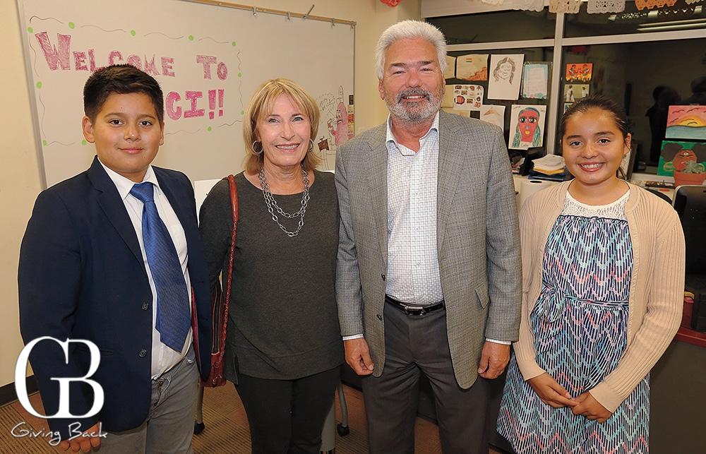 Joab Molina  Paula and Alan Wasserman and Alondra Canizales