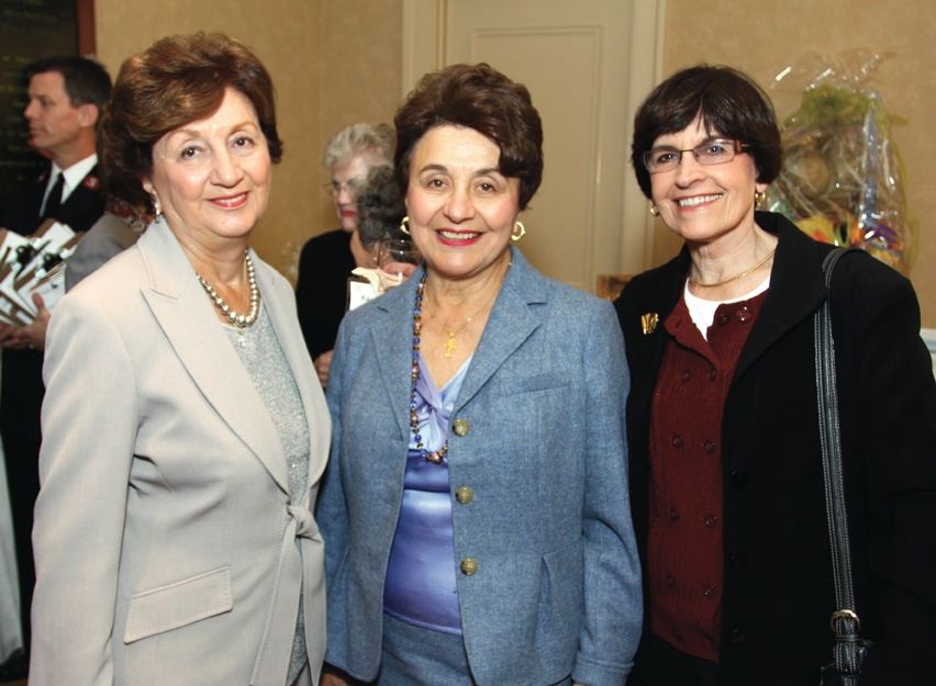 Joan Dimas, Irene Huntalas and Kay Bonn.JPG