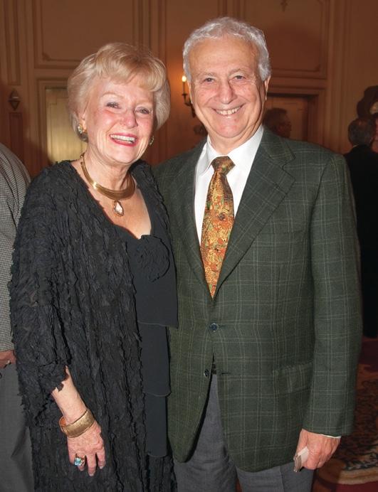 Joan Henkelmann and Marvin Zigman