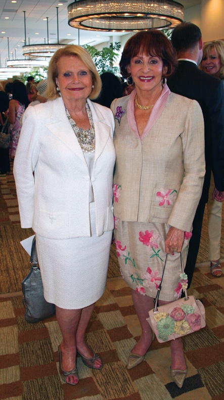 Joan Jacobs and Iris Strauss.JPG