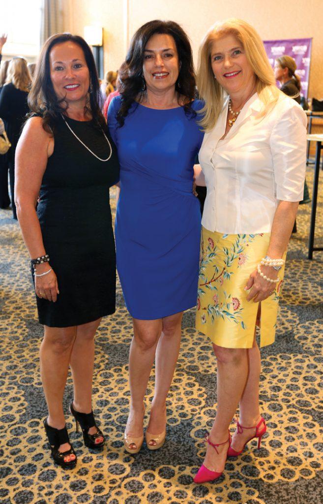Joan Waitt, Deborah Marengo and Cynthia Vassallo.JPG